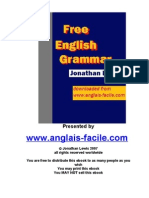 Free English Grammar