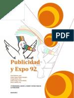 Publicidad y Expo 92