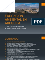 Educacion Ambiental en Arequipa