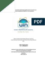 Analisis Potensi Ekonomi Kabupaten Dan Kota Di Provinsi DIY