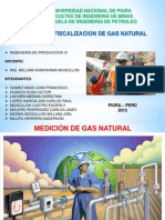 Medicion y Fiscalizacion de Gas Natural