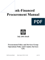 World Bank Proc