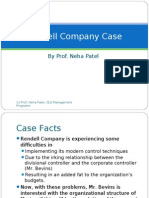 Rendell Company Case