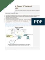Network Basic Theory 5(Transport Layer)