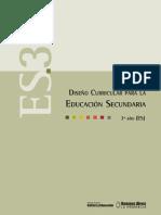 Diseño-Curricular-para-la-Educacion-Secundaria-3º-Año.-Res-nº-0317-07