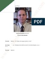 Jackson V AEG Live Transcripts of Dr Scott David Saunders(Doctor)