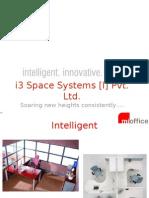 i3 Space Corporate Presentation