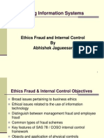 103575948 AIS Ethics Fraud and Internal Control