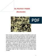 Rock  and Roll Politica y Poder