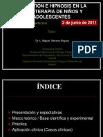 Moreno-Sugestion Hipnosis Psicoterapia Ninos Adolescentes AEPNYA