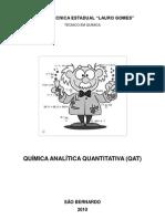 Apostila de Química Analítica Quantitativa - Professora Paula.pdf