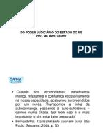 Slides Poder Judiciario RS