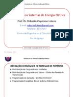 Isee 9 - Operacao Economica