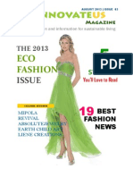 InnovateUs Magazine Aug 2013