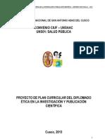 13612961972012 a - Final Proyecto de Diplomado en Etica en La Investigacion_modificado