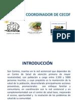 Funciones Cordinador de Cecof