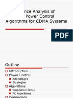 Cdma Power Control Algorithm