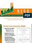 Real Estate Service Act of the Philippines