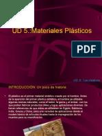 Clasificacion de Los Plasticos
