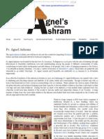 About Fr Agnel Ashram