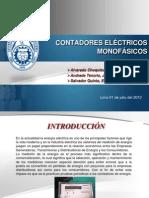 Presentacion Final Contadores Energia Monofasico