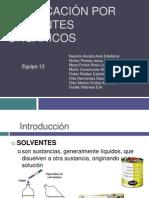 Intox Solventes Organicos