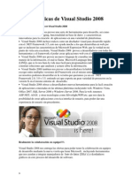 Características de Visual Studio 2008