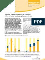 EU_Towards a Baby Recession in Europe_KS-SF-13-013-En