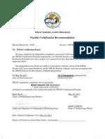 14539 Ratool Apparels Ltd. Bangladesh WRAP FCR AR 13638