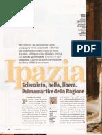 Ipazia Il Venerdi 161009 Text