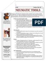 Toolbox Talks Pneumatic Tools English