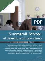 Summerhill School Cuadernos 101012