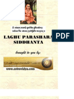 Laghu Parasara Siddhanta