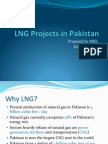 LNG Projects in Pakistan