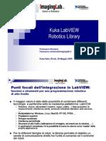 Le Librerie Di LabVIEW Per La Robotica - ImagingLab