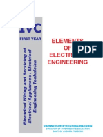 Elements of Electrical Engg