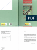 Criterios de Diseño para Obras Paso de Nueva Construccion Ministerio de Fomento España