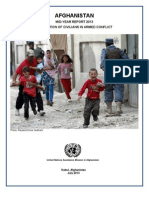 UNAMA 2013 Midyear Report on Protection of Civilians_30 July 2013