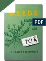 10. Joseph A. Cocannouer - Buruienile, protectoarele solului - TEI - color ecran