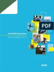 The MITRE Corporation - Annual Report 2011