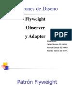 Observer Adapter Flyweit