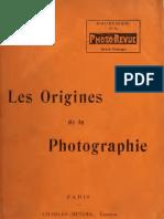 60427641 E N Santini Les Origines de La Photographie