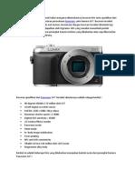 Bocoran Terbaru Kamera Panasonic GX7