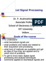 123Intro of Biomedical Signal Processing