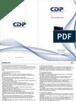 Manual de Usuario UPO11RTAX 1, 2 y 3 KVA(1)