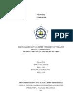 Proposal Rekayasa Jaringan Komputer
