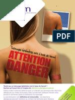 Affiche Tatouage Henne 2013