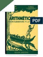 Mathématiques Classiques Macaire-Paul 01 CE1-CE2 Arithmétique (Outre-Mer)