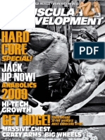 Muscular Development February 2009 Us Weight Training Muscle