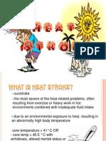 ` Heat Stroke